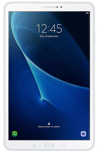 Productafbeelding van de Samsung Galaxy Tab A 10.1 T585 4G 32GB White