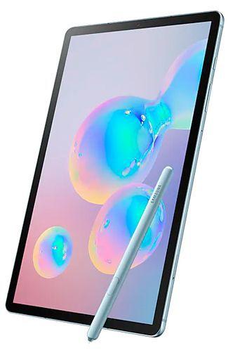 Produktimage des Samsung Galaxy Tab S6 10.5 T860 128GB Wi-Fi Blau