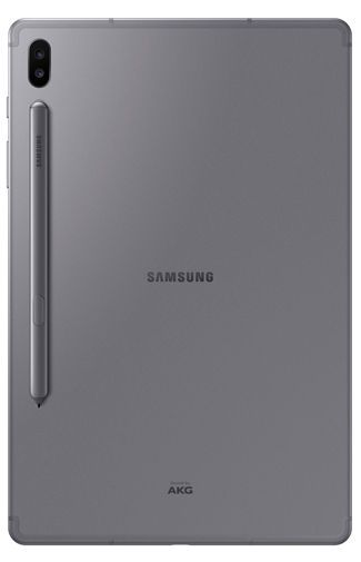 Productafbeelding van de Samsung Galaxy Tab S6 10.5 T860 128GB WiFi Grey
