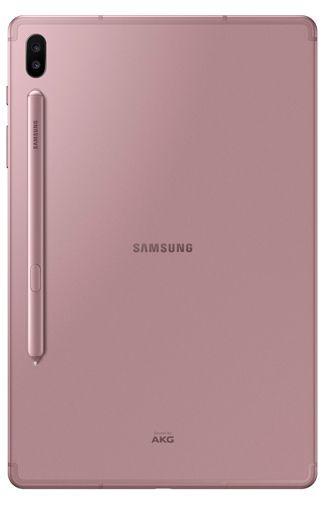 Productafbeelding van de Samsung Galaxy Tab S6 10.5 T865 128GB WiFi + 4G Rose Gold