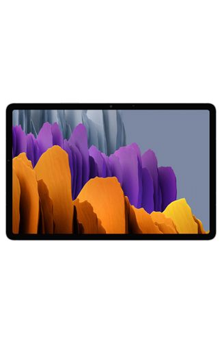 Produktimage des Samsung Galaxy Tab S7 T870 128GB Wi-Fi Silber