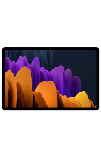 Productafbeelding van de Samsung Galaxy Tab S7+ T970 128GB WiFi Silver