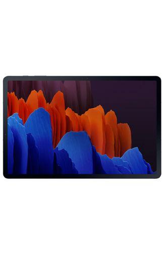 Produktimage des Samsung Galaxy Tab S7+ T976B 256GB Wi-Fi + 5G Schwarz