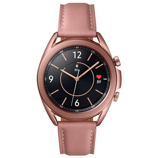 Productafbeelding van de Samsung Galaxy Watch 3 41mm SM-R850 Bronze