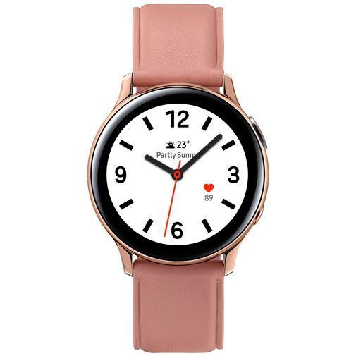 Productafbeelding van de Samsung Galaxy Watch Active 2 40mm SM-R830 Rose Gold Stainless Steel