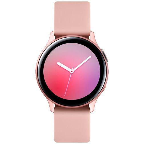 Produktimage des Samsung Galaxy Watch Active 2 40mm SM-R830 Rosegold Aluminium