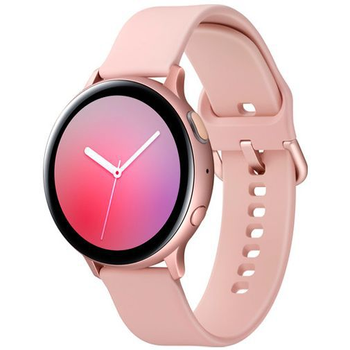 Produktimage des Samsung Galaxy Watch Active 2 40mm SM-R830 Rosegold Aluminium