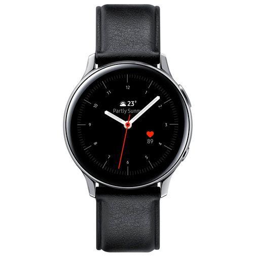 Productafbeelding van de Samsung Galaxy Watch Active 2 40mm SM-R830 Silver Stainless Steel