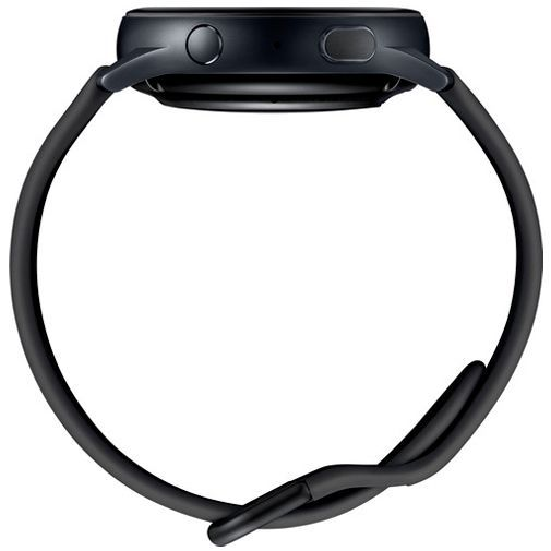 Produktimage des Samsung Galaxy Watch Active 2 40mm SM-R830 Schwarz Aluminium