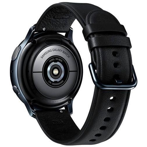 Productafbeelding van de Samsung Galaxy Watch Active 2 40mm SM-R830 Black Stainless Steel