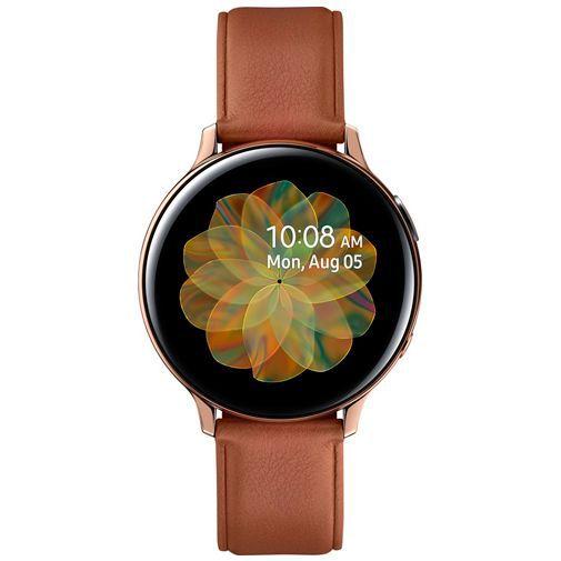 Productafbeelding van de Samsung Galaxy Watch Active 2 44mm SM-R820 Gold Stainless Steel