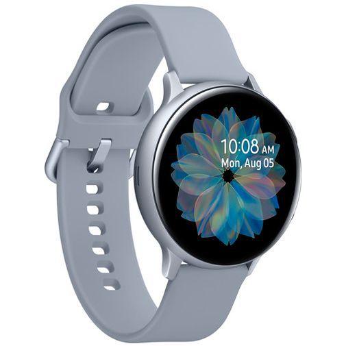 Produktimage des Samsung Galaxy Watch Active 2 44mm SM-R820 Silber Aluminium