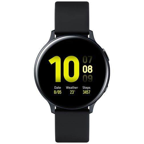 Productafbeelding van de Samsung Galaxy Watch Active 2 44mm SM-R820 Black Aluminium