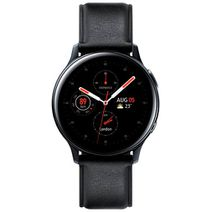 Produktimage des Samsung Galaxy Watch Active 2 44mm SM-R820 Black Stainless Steel