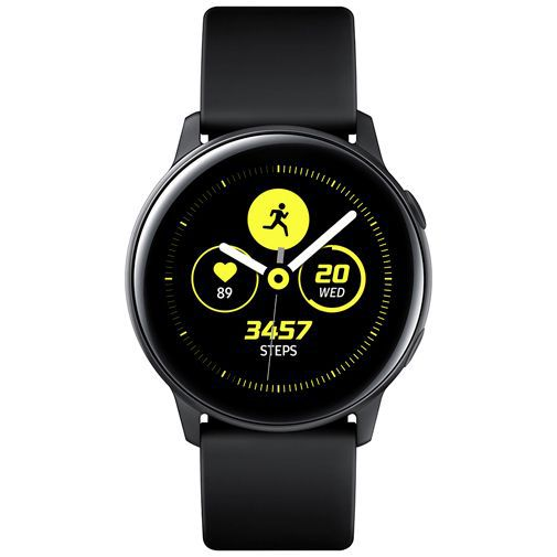 Productafbeelding van de Samsung Galaxy Watch Active SM-R500 Black