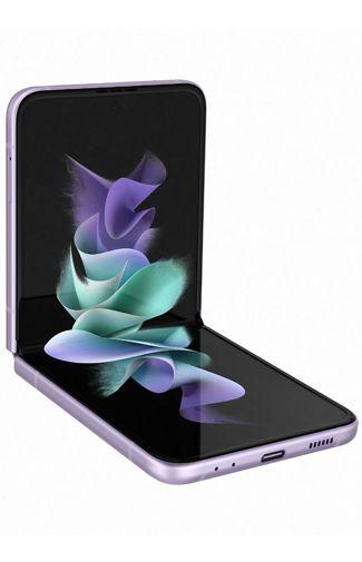 Product image of the Samsung Galaxy Z Flip 3 128GB Purple
