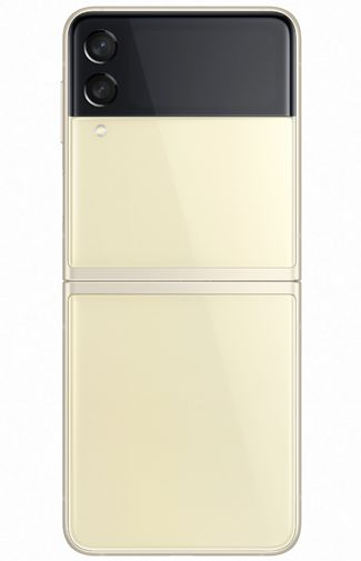 Product image of the Samsung Galaxy Z Flip 3 256GB White