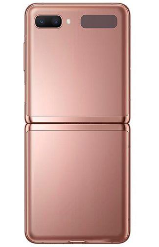 Produktimage des Samsung Galaxy Z Flip F707B Bronze