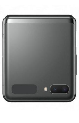 Productafbeelding van de Samsung Galaxy Z Flip F707B Grey