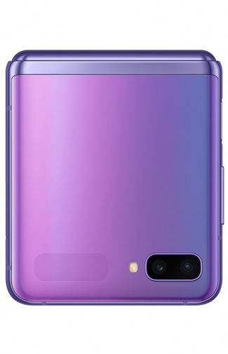 Productafbeelding van de Samsung Galaxy Z Flip Purple