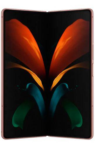Productafbeelding van de Samsung Galaxy Z Fold 2 5G Brons