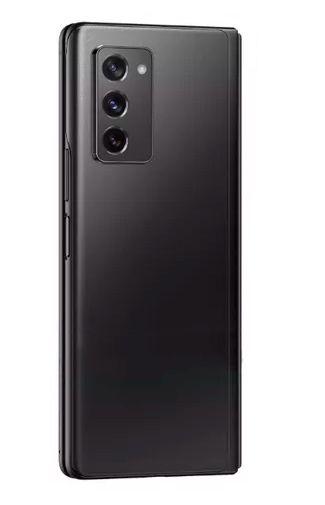 Productafbeelding van de Samsung Galaxy Z Fold 2 5G Zwart