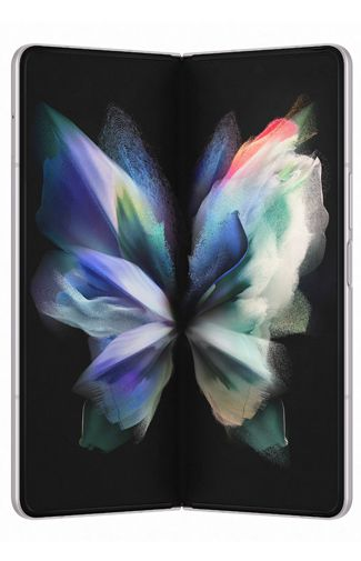 Product image of the Samsung Galaxy Z Fold 3 256GB Silver