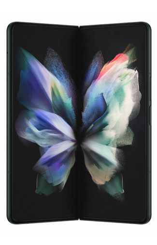 Product image of the Samsung Galaxy Z Fold 3 512GB Green