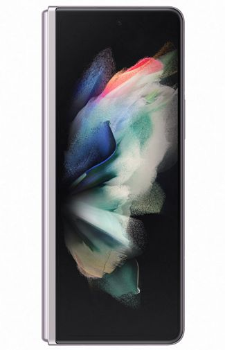 Product image of the Samsung Galaxy Z Fold 3 512GB Silver