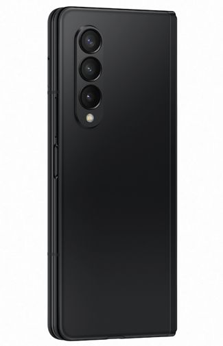 Product image of the Samsung Galaxy Z Fold 3 512GB Black