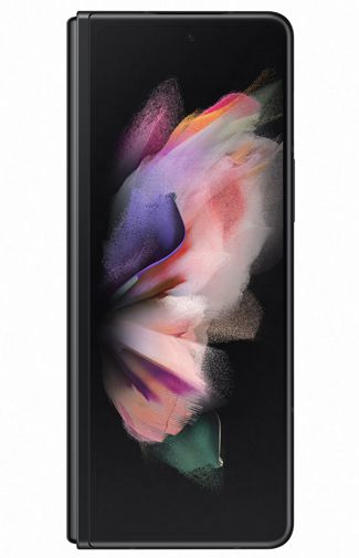 Product image of the Samsung Galaxy Z Fold 3 256GB Black