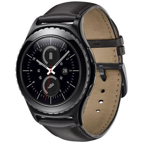 Productafbeelding van de Samsung Gear S2 Classic 3G SM-R735 Black