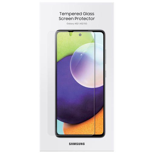 Productafbeelding van de Samsung Gehard Glas Clear Screenprotector Samsung Galaxy A52