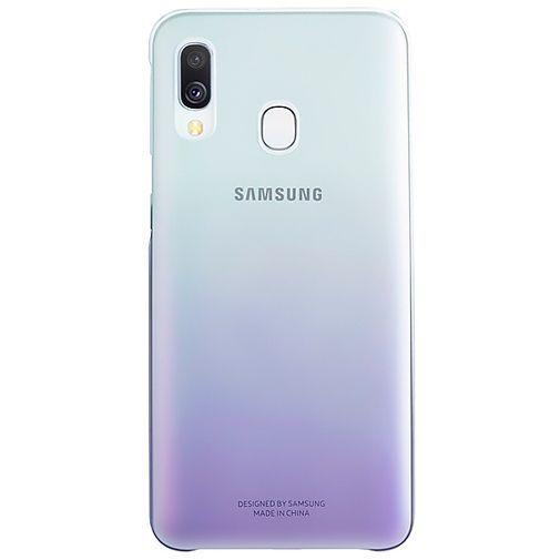 Productafbeelding van de Samsung Gradation Cover Purple Galaxy A40