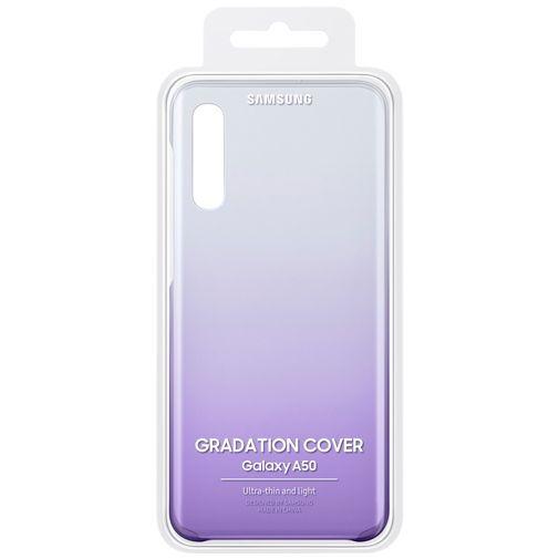 Productafbeelding van de Samsung Gradation Cover Purple Galaxy A50