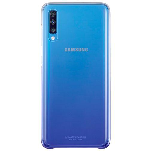 Productafbeelding van de Samsung Gradation Cover Purple Galaxy A70