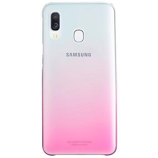 Productafbeelding van de Samsung Gradation Cover Pink Galaxy A40