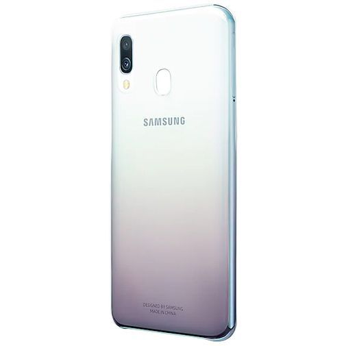 Produktimage des Samsung Gradation Cover Schwarz Galaxy A40