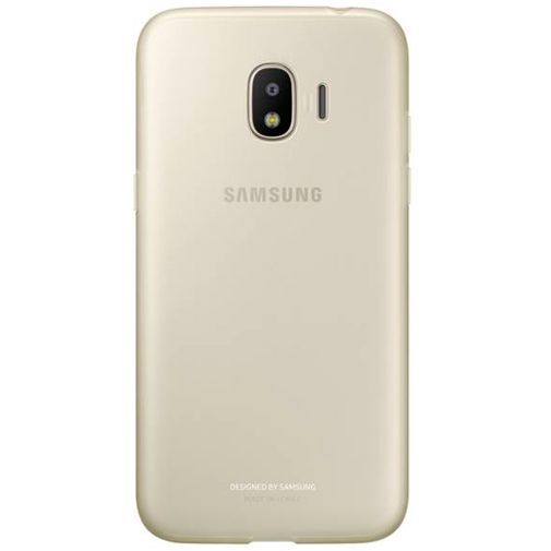 Productafbeelding van de Samsung Jelly Cover Gold Galaxy J2 (2018)