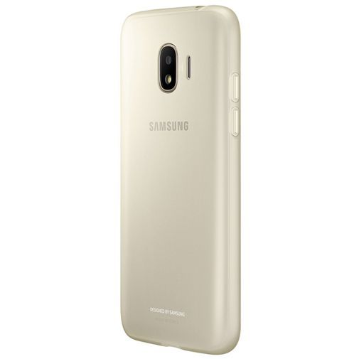 Produktimage des Samsung Jelly Cover Gold Galaxy J2 (2018)