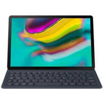 Produktimage des Samsung Keyboard Cover Black Galaxy Tab S5e