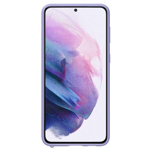 Productafbeelding van de Samsung Kvadrat Back Cover Paars Samsung Galaxy S21+