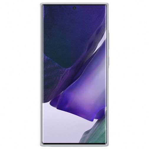 Productafbeelding van de Samsung Kvadrat Cover Grey Galaxy Note 20 Ultra