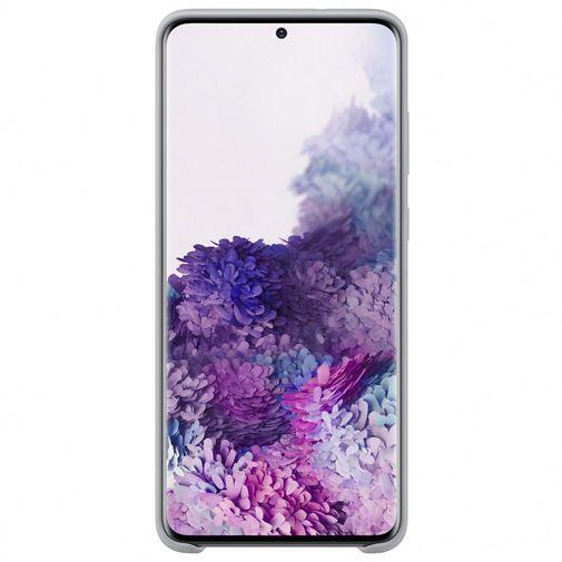 Produktimage des Samsung Kvadrat Cover Grau Galaxy S20+