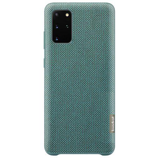 Productafbeelding van de Samsung Kvadrat Cover Green Galaxy S20+