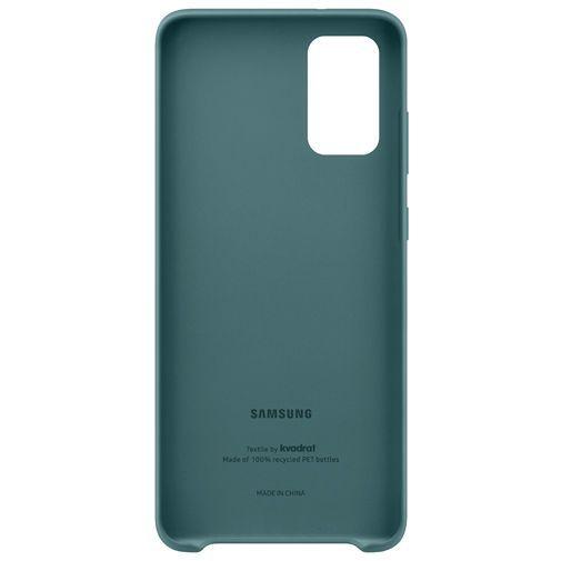 Produktimage des Samsung Kvadrat Cover Grün Galaxy S20+