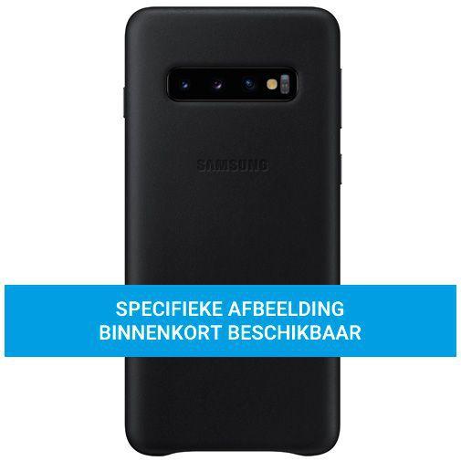 Productafbeelding van de SamsungLeather Cover Pink Galaxy S20+