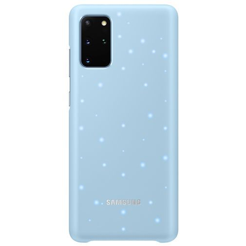 Productafbeelding van de Samsung LED Cover Blue Galaxy S20+