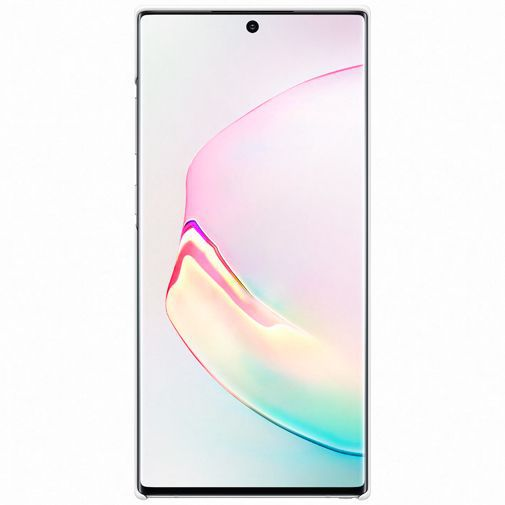 Produktimage des Samsung LED Cover Weiß Galaxy Note 10+