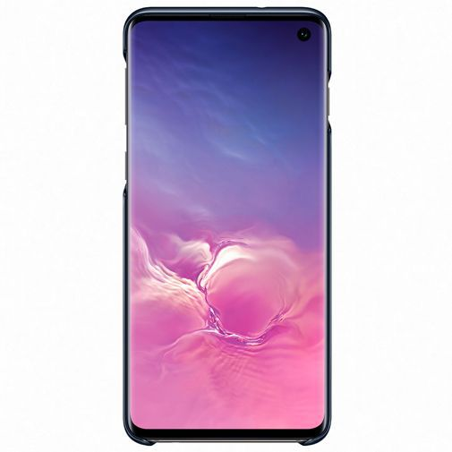 Productafbeelding van de Samsung LED Cover Black Galaxy S10